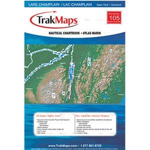 Lake Champlain Trakmaps