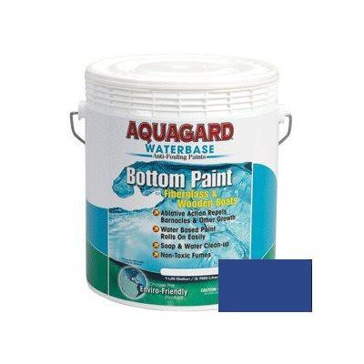 Aquagard bottom paint blue 1 gallon