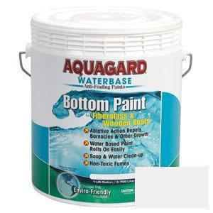 Aquagard bottom paint shark white 1 gallon