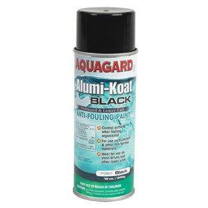 Aquagard alumi-koat spray black