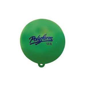 "Water skiing buoy 9"" green"