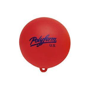 "Bouée de ski nautique Polyform 9 "" rouge"