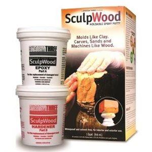 Sculpwood epoxy putty 236ml
