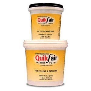 Mastic pour carénage Quikfair 1.5L