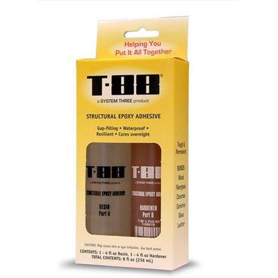 T-88 epoxy glue 8 oz.