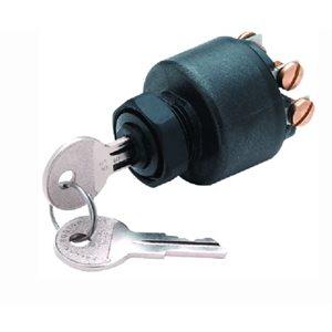 Johnson / Evinrude 3 Position ignition starter switch