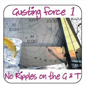 """Coaster 'gusting force 1' 4"""""""