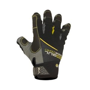 Summer short finger glove
