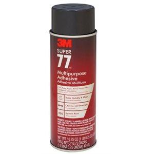 3M Super 77 multipurpose spray adhesive 24oz