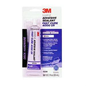 3M hybrid adhesive sealant fast cure 4000 3 oz