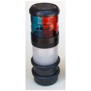 Aqua Signal tricolore + 360 degrés serie 40 quickfit