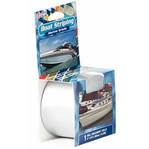 """Boat striping tape white 1 / 2"""" x 50'"""