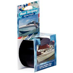 """Boat striping tape 1 / 2"""" x 50' black"""