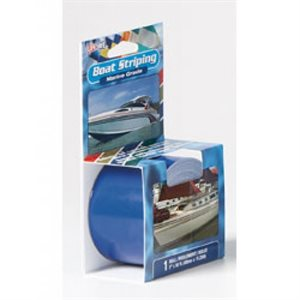 """Boat striping tape 1"""" x 50' saphire blue"""