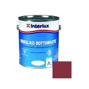Fiberglass Bottomkote Red 1 Gallon