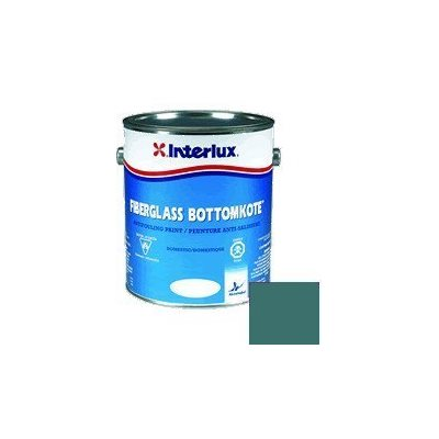 Fiberglass Bottomkote Green 1 Liter