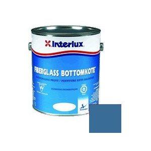 Fiberglass Bottomkote Blue 1 Liter