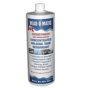 Natural marine Head-o-matic liquid deodorizer 900 ml