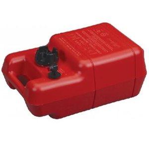 "Gas tank 3 gallons portable 17"" x 13"" x 10"""