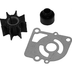 Mercury impeller kit fits9.9 HP fourstroke (bigfoot gearcase), beginning with model year 2005 replaces 47-803748Q02