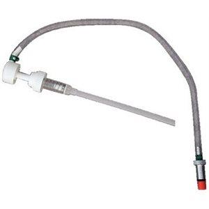 Lower unit quart pump