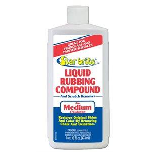 Liquid rubbing compound for medium oxidation 473ml