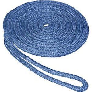 Amarre avec épissure 1 / 2 X 30' Bleu