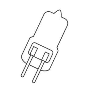 Bulb xenon 12v 5w (g4)