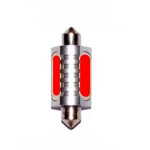 Ampoule DEL série 25, rouge 12V DC .07 ampère