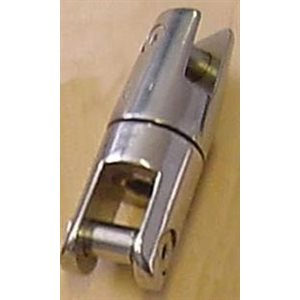 "Anchor chain connector with swivel joint 4-1 / 8"" for 3 / 8"" chain"