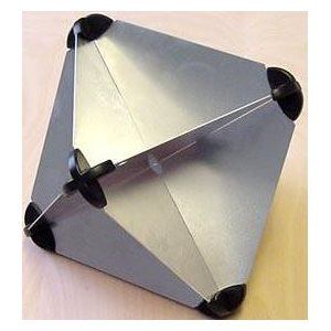 "Radar reflector 12"" aluminum"