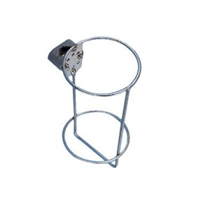 Basket for safety heaving line