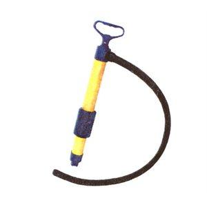 Bilge pump with hose