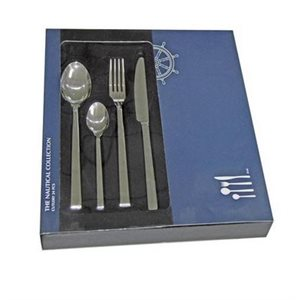 Cutlery set 24 piece stainless