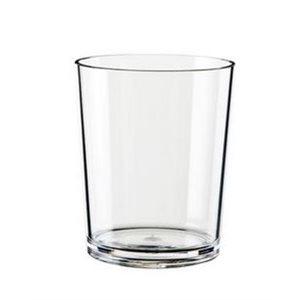 Glass whisky 400ml polycarbonate