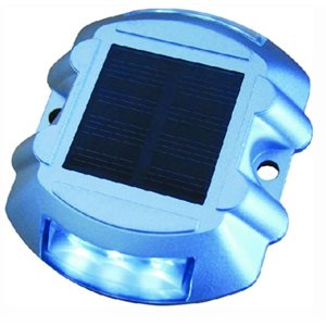 Dock light wireless solar LED