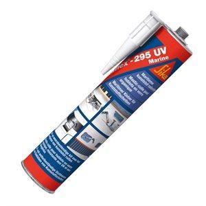 Sikaflex 295 UV white 10oz