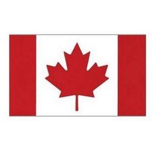 "Drapeau Canada 36"" x 18''"