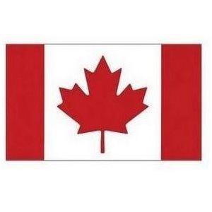 "Drapeau Canadien 54 ""x 27"""