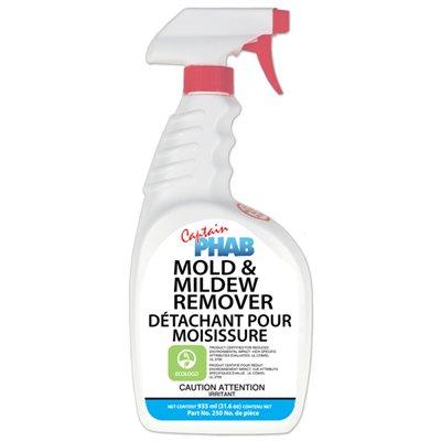 Mold & mildew stain remover 935 mL sprayer