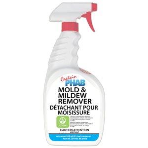 Mold & mildew stain remover (détachant taches de moisissures) 935 ml pulvérisateur