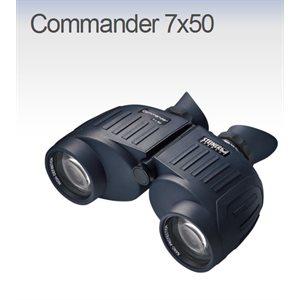 Commander jumelles 7 x 50