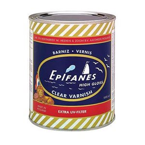 Epifanes Clear Varnish 250ml