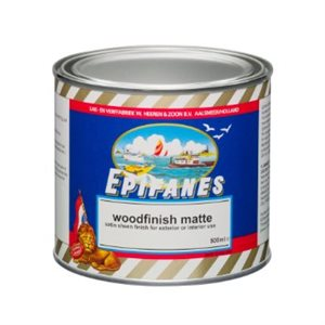 Epifanes wood finish matt 500ml