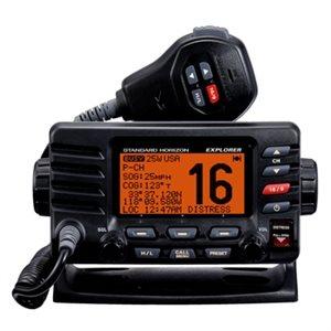 VHF Standard Horizon GX 1600 Black