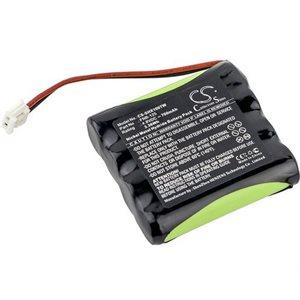 Battery pack 700 mAh Ni-MH FNB125