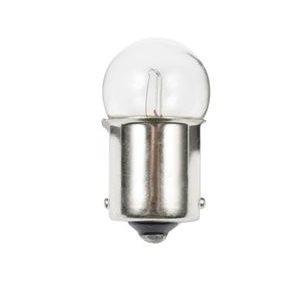 Ampoule baïonnette à contact simple, # 97, 12V .6, 9A (2)