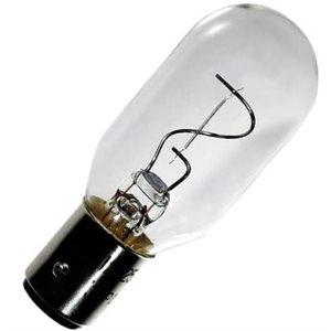 Bulb 12V 10W .83 A double contact navigation light