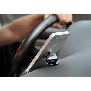 Steelie cell phone mount kit