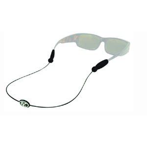 Câble de retenue de lunettes noir